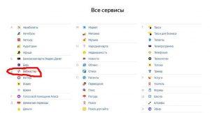 Как сделать индексацию сайта, сервис вебмастер